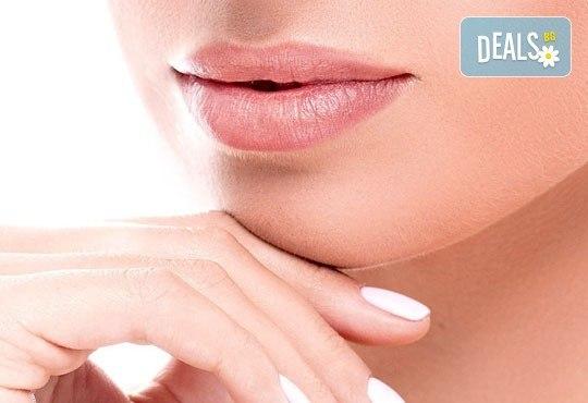 Оформяне на вежди с конец и почистване на горна устна в салон за красота Bellisima! - Снимка 3