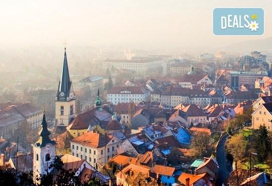 Есенна екскурзия до Плитвичките езера с 3 нощувки със закуски в хотел 2/3* в Загреб, транспорт, екскурзовод и посещение на Любляна и Постойна яма - Снимка 7