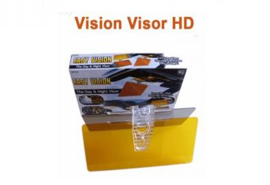 За Вашия автомобил! 2 броя HD Visor сенника за кола за дневно и нощно шофиране от Магнифико! - Снимка