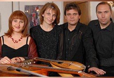 """""""30 струни"""" - концерт на мандолинен квартет """"Сезони"""", на 31-ви май (петък) от 19 ч. в Камерна зала България!"""