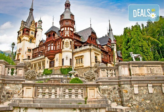 Екскурзия през септември в Букурещ и Трансилвания с Дари Травел! 2 нощувки със закуски и транспорт, посещение на замъците Пелеш и Пелишор, Бран и замъка на Дракула! - Снимка 2