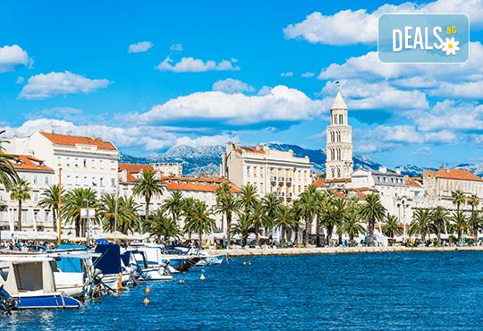 Септември до Дубровник и Плитвички езера: 5 нощувки, 5 закуски и 2 вечери, транспорт