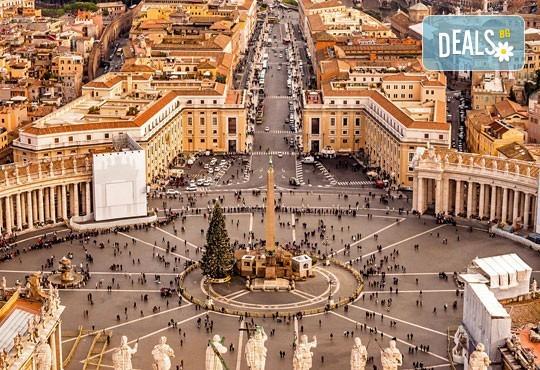 Самолетна екскурзия до Рим през юли с Дари Травел! 4 нощувки със закуски в хотел 2/3*, самолетен билет, такси, трансфери и водач - Снимка 7