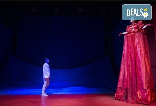 По случай Деня на детето - Малката морска сирена на 03.06. от 11 ч., в Театър ''София'', билет за двама! С награда Икар 2017 за сценография! - Снимка 6