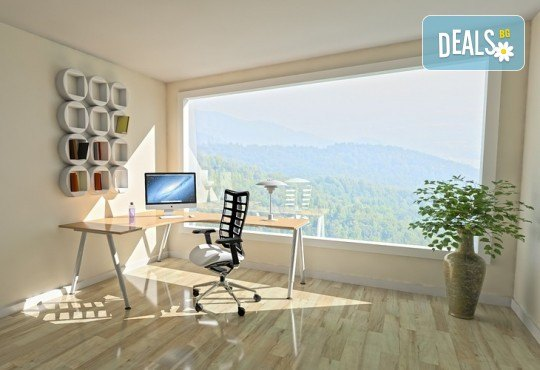 Двустранно измиване на прозорци, дограми и санитарни помещения от Клийн Хоум