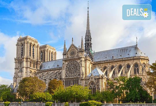 Екскурзия до Париж, Любляна, Женева, Милано и Инсбрук: 8 нощуви и закуски, транспорт