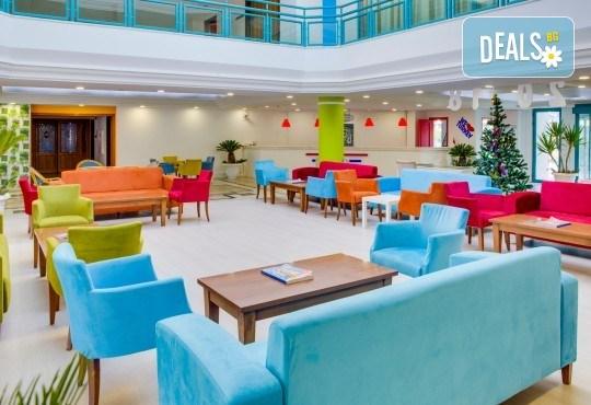 Луксозна почивка в La Santa Maria Hotel 4*, Кушадасъ! 5 или 7 нощувки на база All Inclusive, възможност за транспорт - Снимка 5
