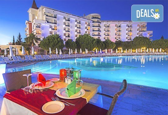 Почивка в Garden of Sun 5*, Дидим, Турция! 5 или 7 нощувки на база All Inclusive, възможност за транспорт - Снимка 1