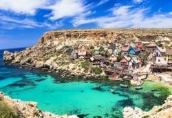 Лятна почивка в слънчевата Малта! 7 нощувки със закуски в хотел 3*, самолетен билет, летищни такси и голям салонен багаж! - Снимка