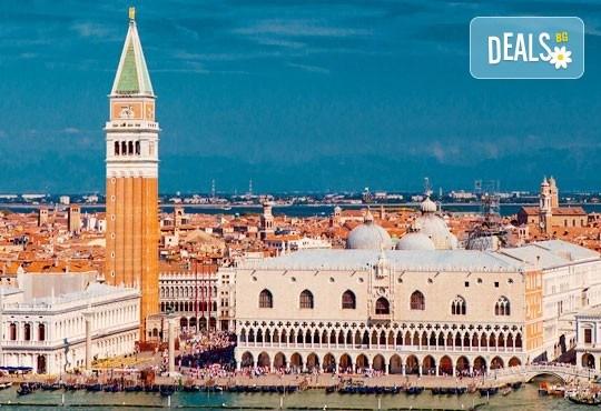 Лято в романтичната Венеция, Италия! 3 нощувки със закуски, самолетен билет и летищни такси - Снимка 3