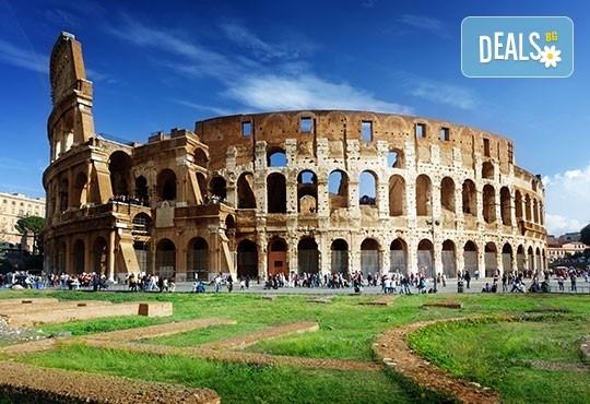 Самолетна екскурзия до Рим през ноември с Дари Травел! 4 дни, 3 нощувки със закуски в хотел 2/3*, самолетен билет, такси, трансфери и водач - Снимка 2