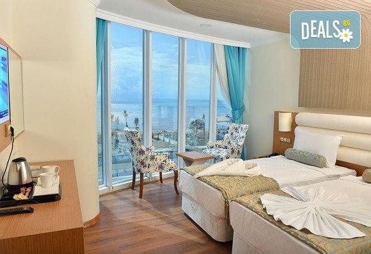 Късно лято в Кушадасъ, Турция, с Глобус Холидейс! 5 или 7 нощувки на база All Inclusive в хотел Notion Kesre Beach Hotel 4+*, възможност за транспорт - Снимка 4