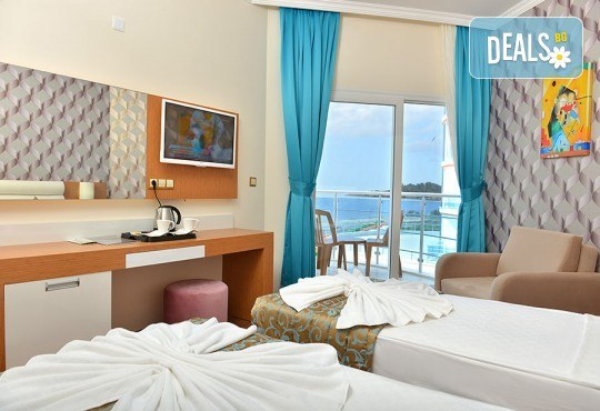 Късно лято в Кушадасъ, Турция, с Глобус Холидейс! 5 или 7 нощувки на база All Inclusive в хотел Notion Kesre Beach Hotel 4+*, възможност за транспорт - Снимка 6