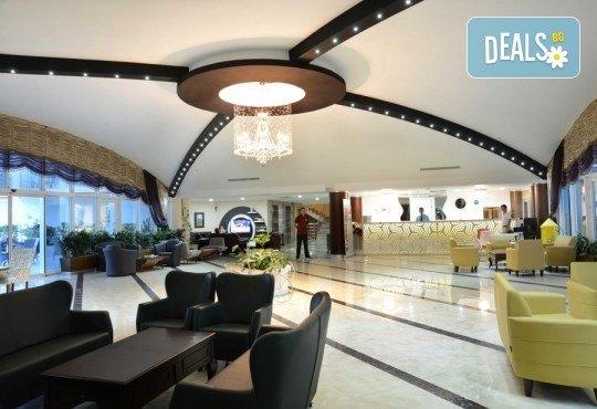Късно лято в Кушадасъ, Турция, с Глобус Холидейс! 5 или 7 нощувки на база All Inclusive в хотел Notion Kesre Beach Hotel 4+*, възможност за транспорт - Снимка 8