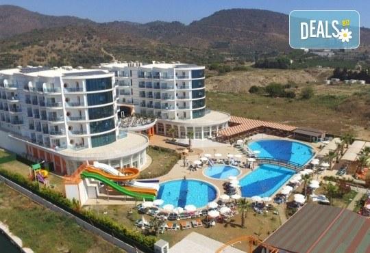 Късно лято в Кушадасъ, Турция, с Глобус Холидейс! 5 или 7 нощувки на база All Inclusive в хотел Notion Kesre Beach Hotel 4+*, възможност за транспорт - Снимка 3