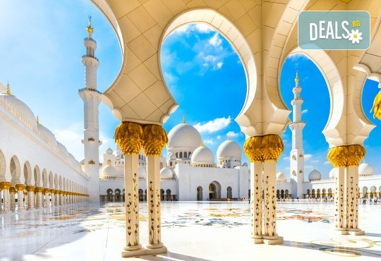 Екскурзия до Дубай през септември! 4 нощувки със закуски, самолетен билет, летищни такси, трансфери, обзорни обиколки, екскурзия до Абу Даби и сафари в пустинята! - Снимка 8
