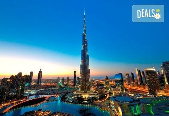 Екзотична екскурзия до Дубай през есента! 7 нощувки със закуски, самолетен билет, летищни такси, чекиран багаж, трансфери и включена обзорна обиколка! - Снимка 2