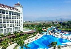 Почивка в Lake & River Side Hotel & Spa 5*, Сиде, през юни или юли! 7 нощувки на база Ultra All Inclusive, самолетен билет и летищни такси! - Снимка