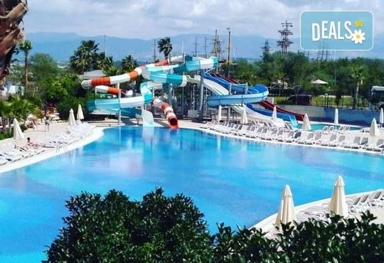 Почивка в Lake & River Side Hotel & Spa 5*, Сиде, през юни или юли! 7 нощувки на база Ultra All Inclusive, самолетен билет и летищни такси! - Снимка 3