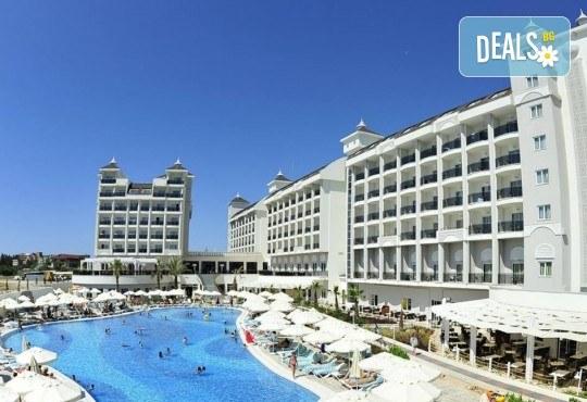 Почивка в Lake & River Side Hotel & Spa 5*, Сиде, през юни или юли! 7 нощувки на база Ultra All Inclusive, самолетен билет и летищни такси! - Снимка 2