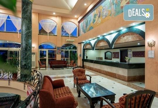 Лятна почивка в Анталия с директен чартърен полет от София! 7 нощувки на база All Inclusive в Larissa Sultan's Beach Hotel 4*, Кемер, самолетни билети и трансфери! - Снимка 7