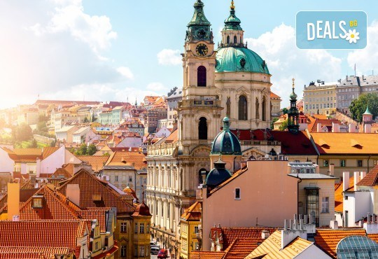 Екскурзия до Прага- сърцето на Европа, август или септември! 3 нощувки със закуски, транспорт, разходка в Бърно и възможност тур до Нитра и замъка Карлщейн - Снимка 5