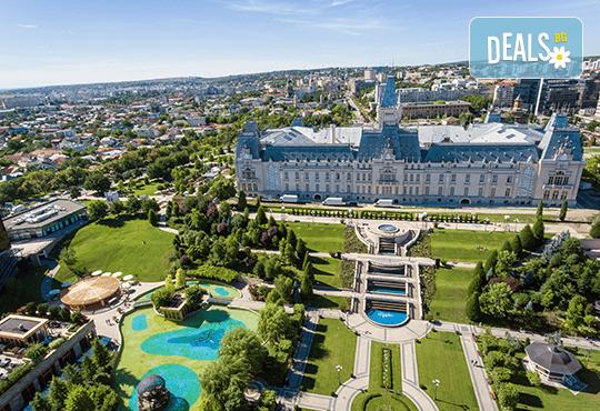 Екскурзия до Румъния и Молдова през октомври! 3 нощувки със закуски, транспорт, екскурзовод и богата програма за Националния ден на виното в Кишинев - Снимка 1