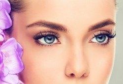 Изразителен поглед! Удължаване и сгъстяване на мигли по метода косъм по косъм или 3D в студио за красота Галинея! - Снимка