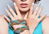 Дълготрайност и цвят! Класически или френски маникюр или педикюр с гел лак или термо гел лак в студио за красота Галинея! - thumb 4