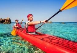 Еднодневно приключение с каяк по река Камчия за начинаещи, с включена екипировка и инструктаж, предложение от ТА Ревери! - Снимка