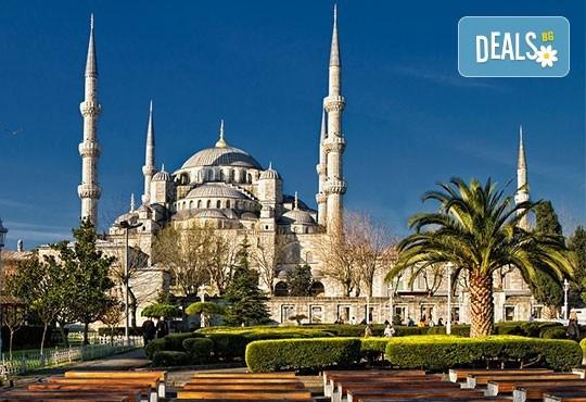 Слънчеви емоции през юни с екскурзия до Истанбул, Турция - 2 нощувки със закуски в хотел 3*, транспорт, водач и посещение на Одрин! - Снимка 1