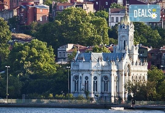 Шопинг фестивал в Истанбул: 2 нощувки и закуски в хотел 3*, транспорт и бонус посещения