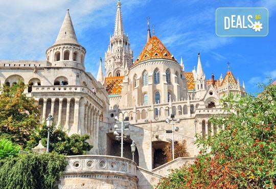 Септемврийски празници в Будапеща и Виена: 3 нощувки и закуски, транспорт и бонус програма