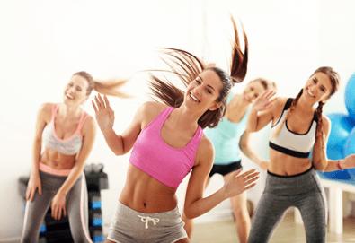 Отслабвайте, докато се забавлявате! 3 посещения на тренировки по зумба фитнес в Play Sport Center! - Снимка