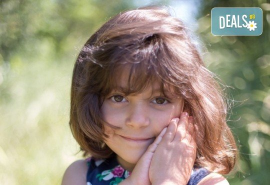 Едночасова фотосесия по избор - детска, семейна или индивидуална, външна или в стидио, обработка на всички кадри и 10 с дълбок ретуш от Arsov Image! - Снимка 5