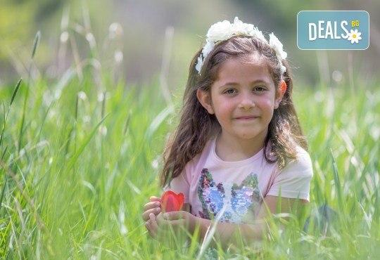 Едночасова фотосесия по избор - детска, семейна или индивидуална, външна или в студио, обработка на всички кадри и 10 с дълбок ретуш от Arsov Image! - Снимка 4