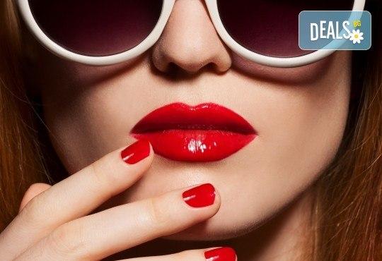 За сочни и сексапилни устни! Безиглено вкарване на хиалурон чрез ултразвук в Sense of beauty studio! - Снимка 1