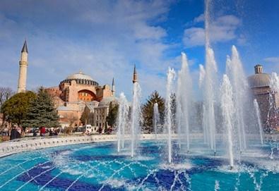 Златна есен в Истанбул! 3 нощувки със закуски в хотел 3*, транспорт, екскурзовод и възможност за посещение на Watergarden Istanbul и Via Port Venezia - Снимка