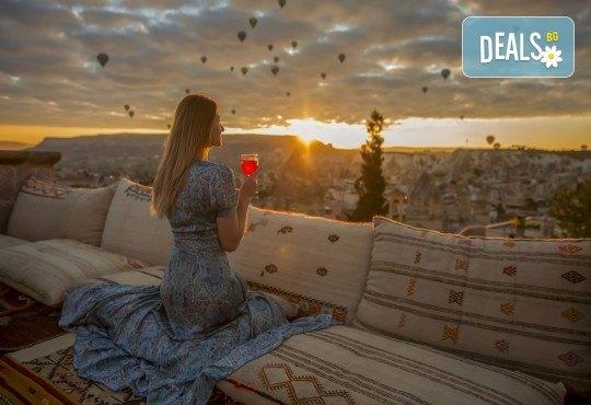 Екскурзия до Кападокия през есента с Дениз Травел! 4 нощувки със закуски в хотели 2/3*, транспорт, водач и посещение на Истанбул и Анкара! - Снимка 4