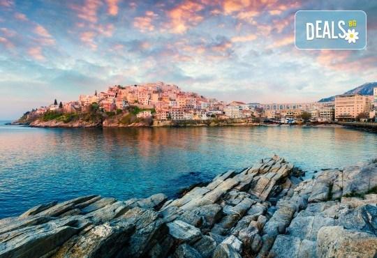 Еднодневна екскурзия през август или септември до Кавала, Гърция с транспорт и екскурзовод от Глобул Турс! - Снимка 2