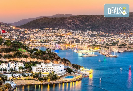 Почивка през септември в Бодрум, Турция: 7 нощувки на база Ultra All inclusive