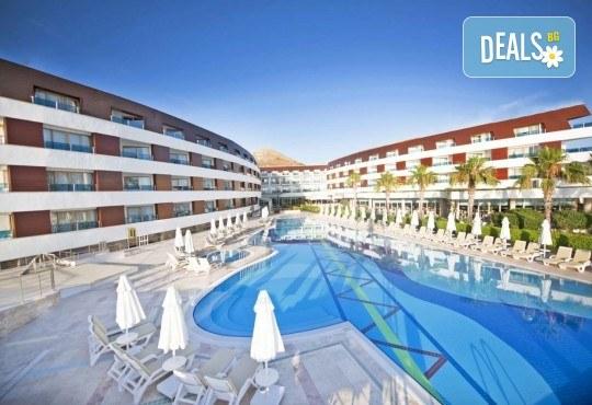 Почивка през септември в Бодрум, Турция! 7 нощувки на база Ultra All inclusive в Grand Park Bodrum 5*, възможност за транспорт - Снимка 5