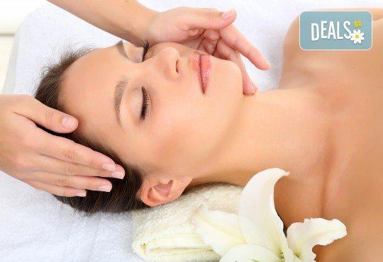 """Масажна терапия """"Винаги здрави"""" - масаж на глава и скалп или яка и рамене, консултация и изработване на индивидуална програма за упражнения в салон за красота Женско царство! - Снимка 3"""