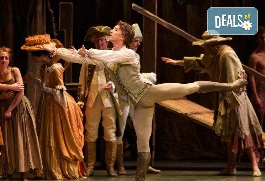 Ексклузивно в Кино Арена! Шедьовърът МАНОН, балет на Кенет Макмилан, спектакъл на Кралската опера в Лондон, на 20, 23 и 24.06., в страната! Билет + комплимент - Снимка 3