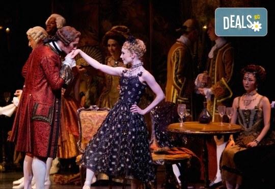 Ексклузивно в Кино Арена! Шедьовърът МАНОН, балет на Кенет Макмилан, спектакъл на Кралската опера в Лондон, на 20, 23 и 24.06., в страната! Билет + комплимент - Снимка 5