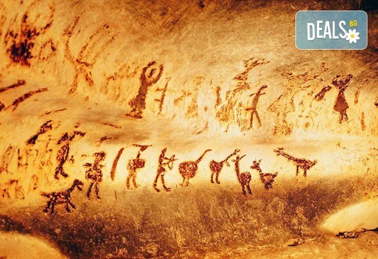 За 1 ден до скалния феномен Белоградчишките скали и пещерата Магурата - транспорт и екскурзовод от Глобул Турс! - Снимка 1