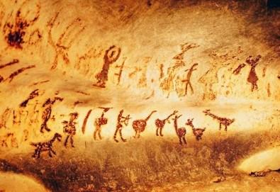 За 1 ден до скалния феномен Белоградчишките скали и пещерата Магурата - транспорт и екскурзовод от Глобул Турс! - Снимка