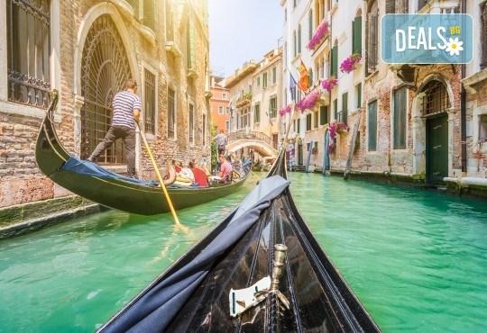 Лятна екскурзия до прелестната Венеция със самолет! 3 нощувки със закуски, самолетен билет и летищни такси - Снимка 3