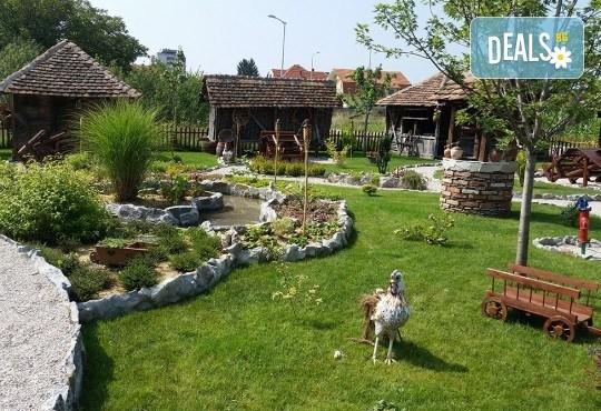 Уикенд почивка Лесковац, Сърбия, през юли! 1 нощувка със закуска и вечеря с жива музика и неограничени напитки в хотел Грош 2*, възможност за транспорт - Снимка 8