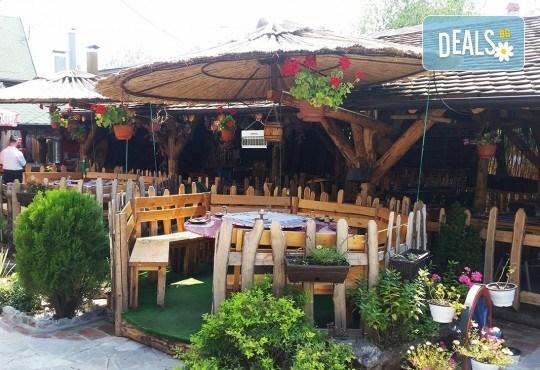 Уикенд почивка Лесковац, Сърбия, през юли! 1 нощувка със закуска и вечеря с жива музика и неограничени напитки в хотел Грош 2*, възможност за транспорт - Снимка 1